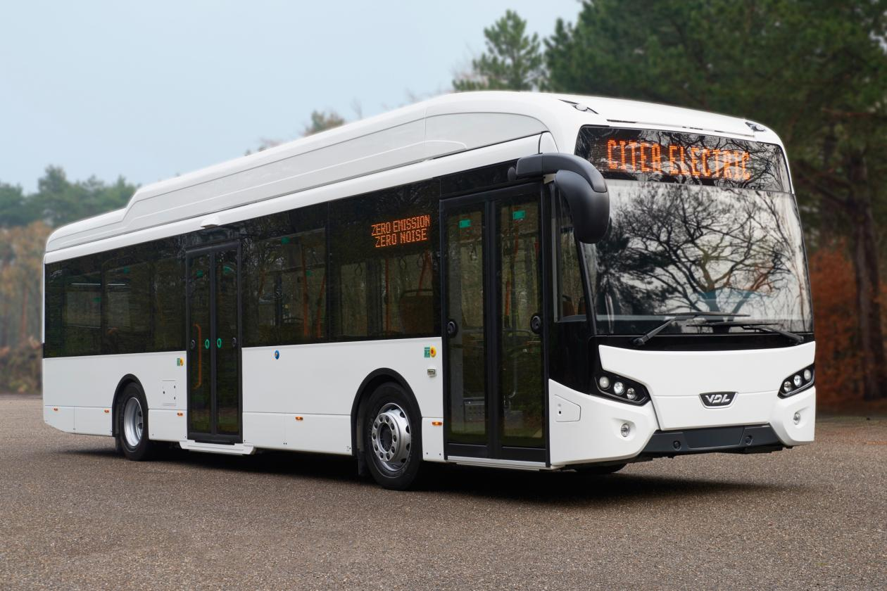 102 electric buses to Oslo: VDL's largest electric bus fleet to date